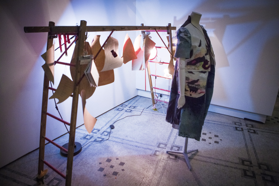 Photos & poetry: Bespoke(n) at theV&A