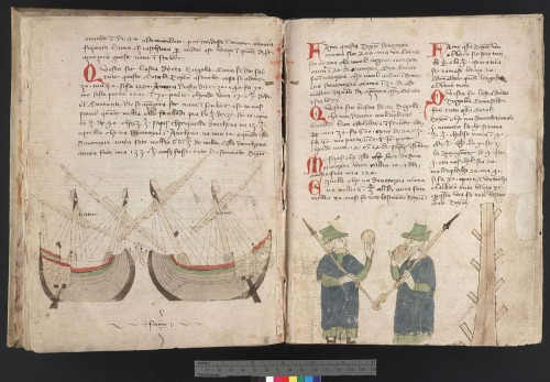 14th century commonplace book