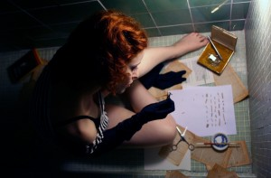 One of the images from Dirty Laundry