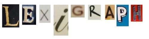 Lexigraph