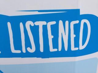 listened