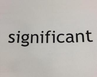 significant
