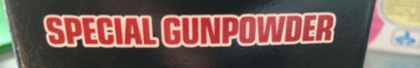 special gunpowder