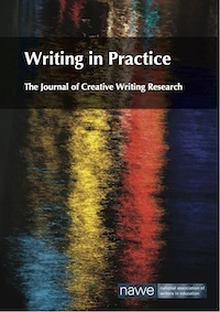 Writing in Practice Cover issue 1