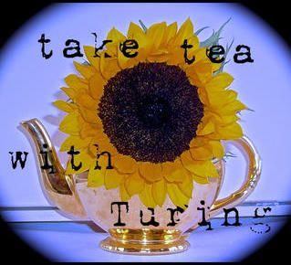 Take Tea With Turing: iPhone appedition