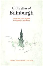 Umbrellas of Edinburgh anthology launchtonight
